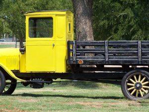Geschiedenis van de truck