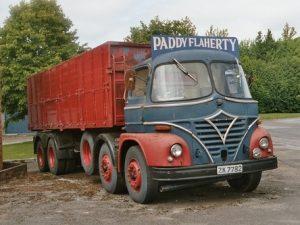 Het Jack den Hartogh Oldtimer Truck Museum